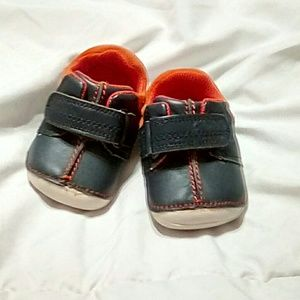 Clark's First Steps baby shoes